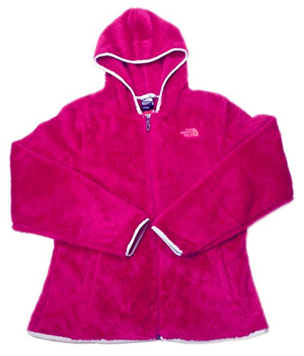 The North Face Women's Veranda Oso Hoodie Fleece Jacket, Pink (Womens Oso Hoodie Jackets)