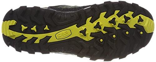 Hommes Cmp Rigel Trekking Et Chaussures De Randonnée Demi-vert (avocat-anthracite-cedro)