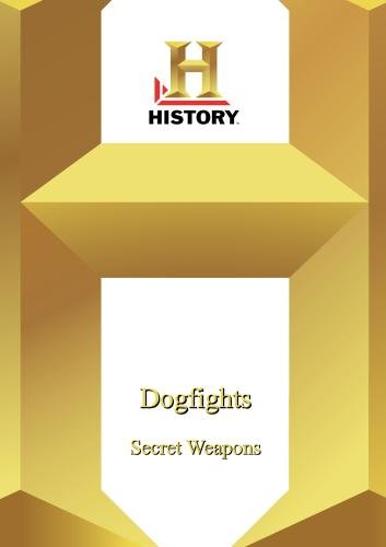 UPC 733961109276, History -- Dogfights: Secret Weapons