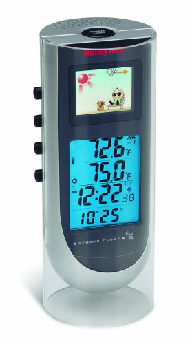 Honeywell TE601CELW Weather Forecaster Thermometer