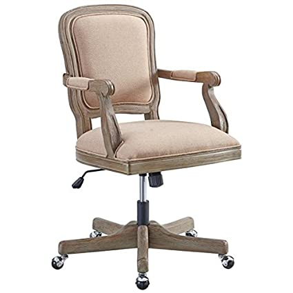 Peachy Amazon Com Riverbay Furniture Swivel Office Chair In Forskolin Free Trial Chair Design Images Forskolin Free Trialorg