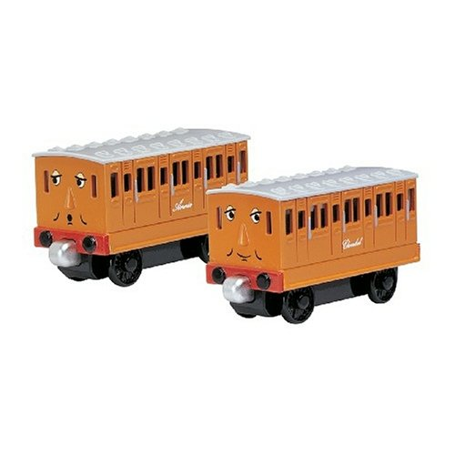 (Learning Curve Take Along Thomas and Friends - Annie and Clarabel 2 - Pack)