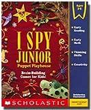 I Spy Junior - Puppet Playhouse