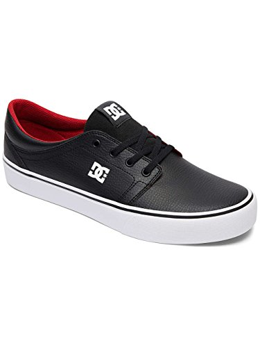 DC Trase Shoes Black Red White 9tVCxRRB