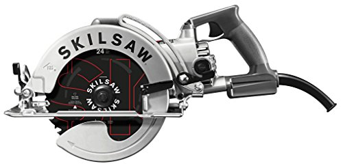 Magnesium Worm Drive Circular Saw - SKILSAW SPT78W-01 15-Amp 8-1/4-Inch Aluminum Worm Drive Circular Saw