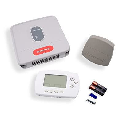 Honeywell YTH6320R1001 Wireless Focuspro Thermostat Kit, Programmable Redlink Enabled by Honeywell