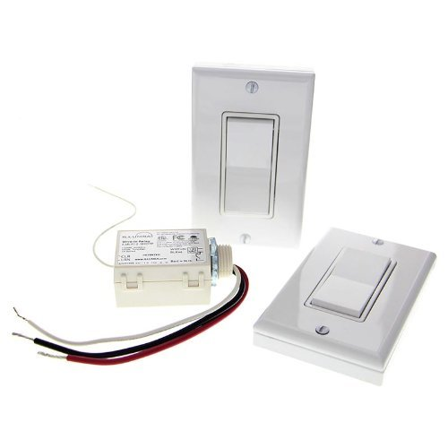 Three-Way Wireless Light Switch Kit