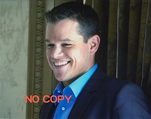 - Movie Images Matt Damon,Photo 8x10,#162