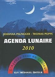 Agenda lunaire 2010