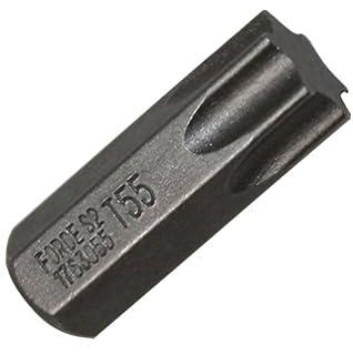 Aerzetix Chiave a bussola a impulsi Torx T45 1//2 pollici nera in acciaio Cr-Mo alta qualit/à professionale per utensili pneumatici .
