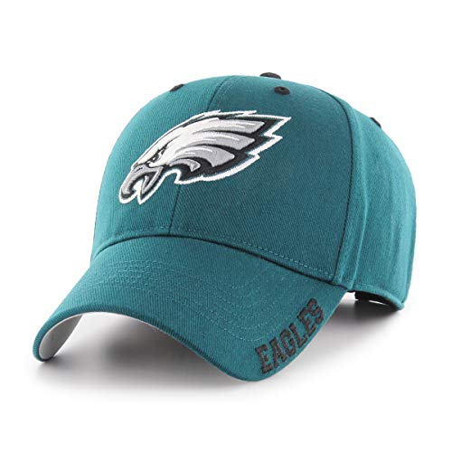 - NFL Philadelphia Eagles Blight OTS All-Star Adjustable Hat, Pacific Green, One Size