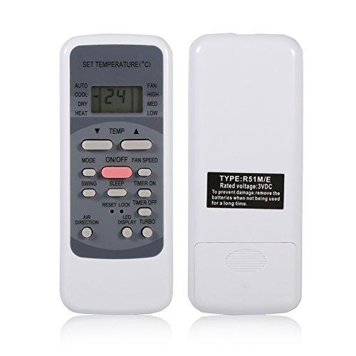 universal air conditioner remote - 7