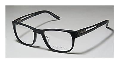 Oga 7049o Mens Rxable Newest Collection Designer Full-rim Flexible Hinges Eyeglasses/Spectacles