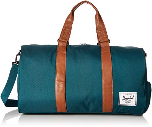 Tan Liters Duffel Novel Company Supply Sport 39 Herschel PU Blue Navy nwUptq8x