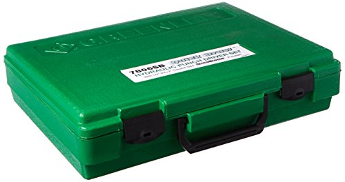 Greenlee 7806-SB Quick Draw Hydraulic Punch Driver and Kit with Conduit  Size Punches