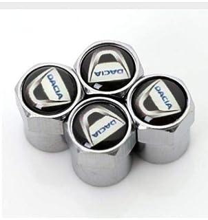 RacePace  Ventil-Staubkappen Schwarz 4 St/ück CX-3 CX-5 MX-5 Mazda2 Mazda3 Mazda6