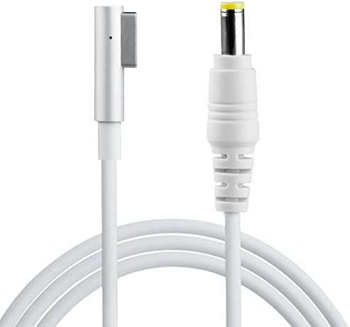 5.5X2.5mm DC Ladekabel Kompatibel mit 2006 bis 2012 MacBook Pro 13 '' 15 '' 17 '' MacBook Air 11 '' 13 '' (L-tip)