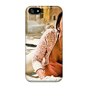LJF phone case Hot DyuvqsN5373ADwfp Case Cover Protector For Iphone 5/5s- Megan Fox Transformers 2