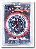 "Make Waves Full Size Tachometer, 3-1/2"" diameter, 270º movement (1250)"