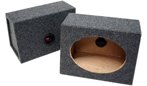 Wedge Speaker Boxes (Universal Car Audio 6x9