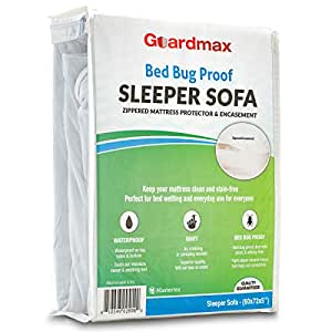 Amazon.com: Guardmax Sleeper Sofa Mattress Protector ...