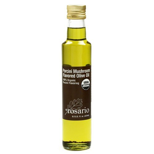 Organic Porcini Extra Virgin Olive Oil (8 ounce)
