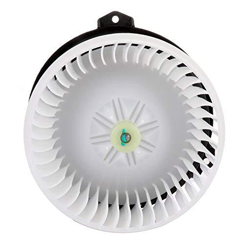 ROADFAR Rear Heater Blower Motor 87103-0C061 Air Conditioning Blower Motor Fan Cage Fit for 2010-2018 Lexus GX460, 2008-2011, 2013-2018 Lexus LX570, Toyota Highlander/Land -