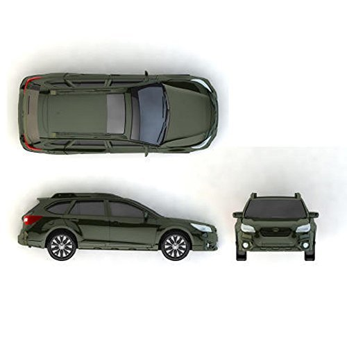 (Official Subaru Gear Outback Die Cast Toy Car)