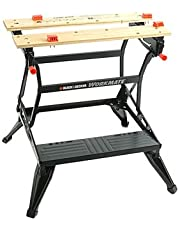Save on BLACK+DECKER WM626-XJ Dual Height Tough Workbench and more