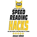 Speed Reading Hacks: You Can Finish A 500-Page Book In 3 Hours