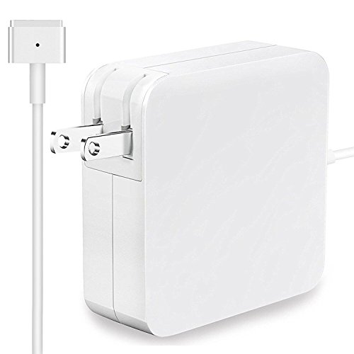 Macbook Pro Charger, Aonear Replacement 60W Magsafe 2 Magnetic T-Tip Power Adapter Charger for Macbook Pro 13-inch-After Late 2012