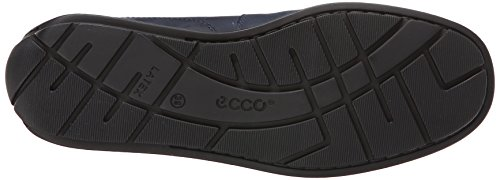 Ecco Heren Classic Moc Cent Slip Loafer Marine