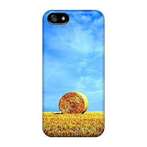 Cute High Quality Iphone 5/5s Wheat World Case