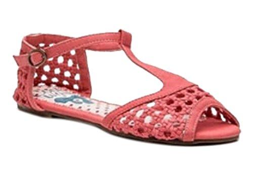 COOLWAY Ladies Open Toe Sandals Damix Coral Model: DAMIX-COR CCqqsi8R