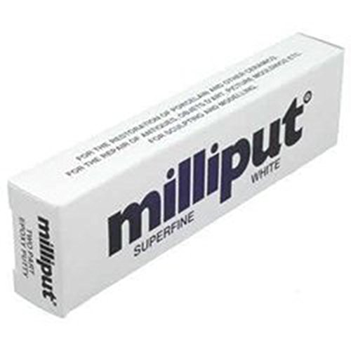 Milliput - Superfine White - 113g Stick G-MP803 by Milliput