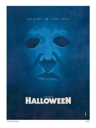 John Carpenters Halloween Art Print Poster by Matt Ferguson (MSP0013)