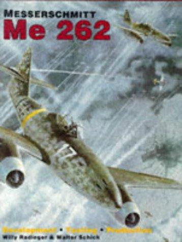 Messerschmitt Me 262: Development /Testing/Production ()