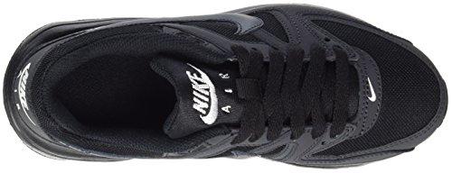 Nike Jungen Air Max Command Flex (GS) Sneaker Schwarz (Black/anthracite-white)