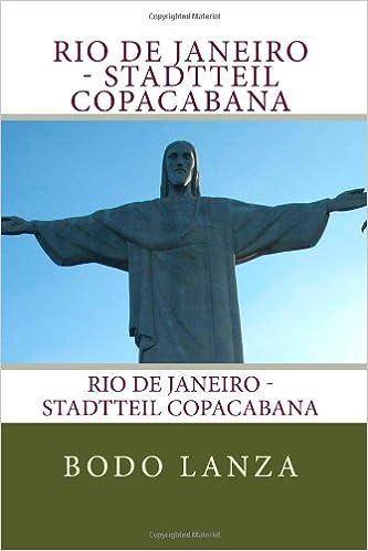 Rio De Janeiro Stadtteil Copacabana German Edition Bodo Lanza