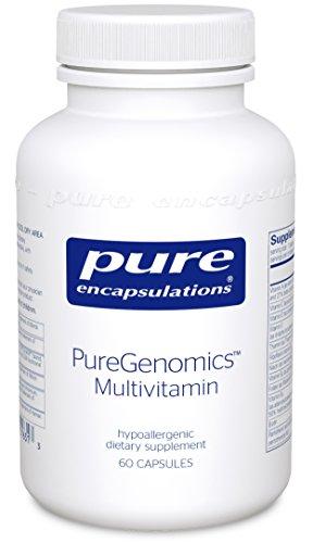 Pure Encapsulations PureGenomics Multivitamin Hypoallergenic