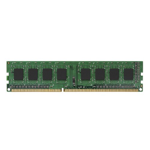 Elecom Corporate only EU RoHS compliant memory module 240 pin DDR 3-133/PC 3-10600 DDR 3 - SDRAM DIMM (power saving model) (2 G) (Gateway Ddr Sdram Memory)