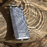 Lever Gear BitVault - Keychain Carry Case & Compact