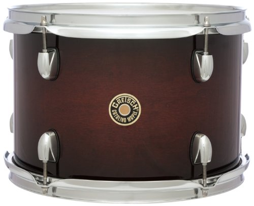 Gretsch Maple Drum (Gretsch Drums Catalina Maple CM1-0812T-DCB Drum Set Rack Tom, Deep Cherry Burst)
