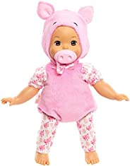 Little Mommy Dress Up Cuties Pig Doll