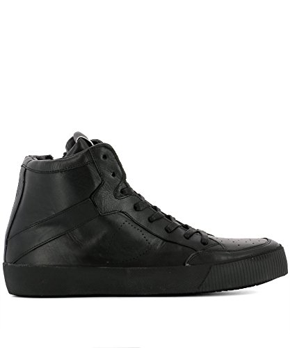 Philippe Nero Philippe Uomo Model Hi KNHUVL21 Top Model Sneakers Pelle 5zWddwAqP