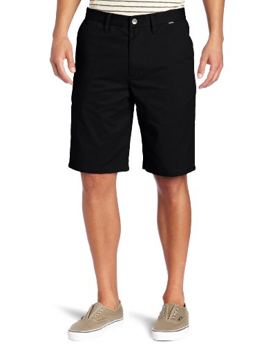 Hurley Men's One and Only Walkshort, Black, 33 (Hurley Black Belt)
