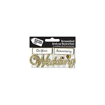 amazon com express yourself mip wedding gold handmade personal