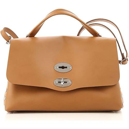 Sac à main Zanellato pour femmes 613851c3 Beige Leather