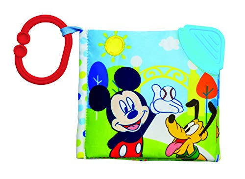 KIDS PREFERRED Mickey Mouse Soft Book from KIDS PREFERRED