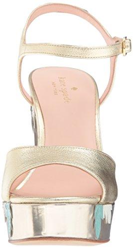 Sandalo Darie Da Gold Donna Kate Con Spade Zeppa CFwBP8C